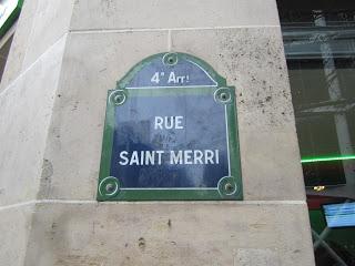 Rue Saint Merri
